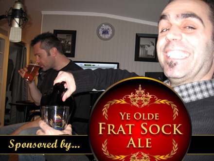 Ye Olde Frat Sock Ale