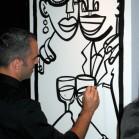 Sparkle Mural 3